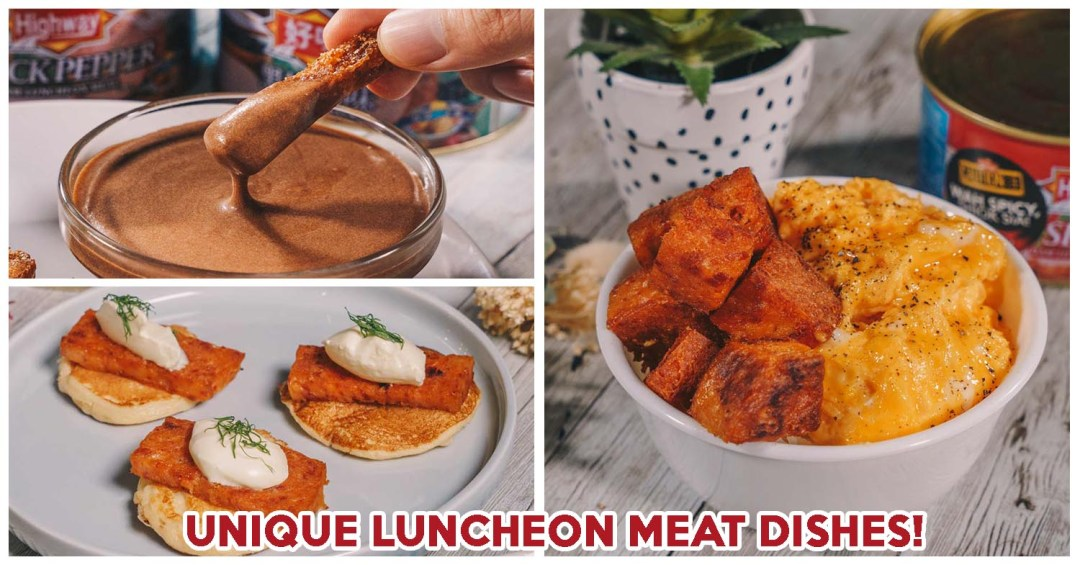 Luncheon Meat Recipes