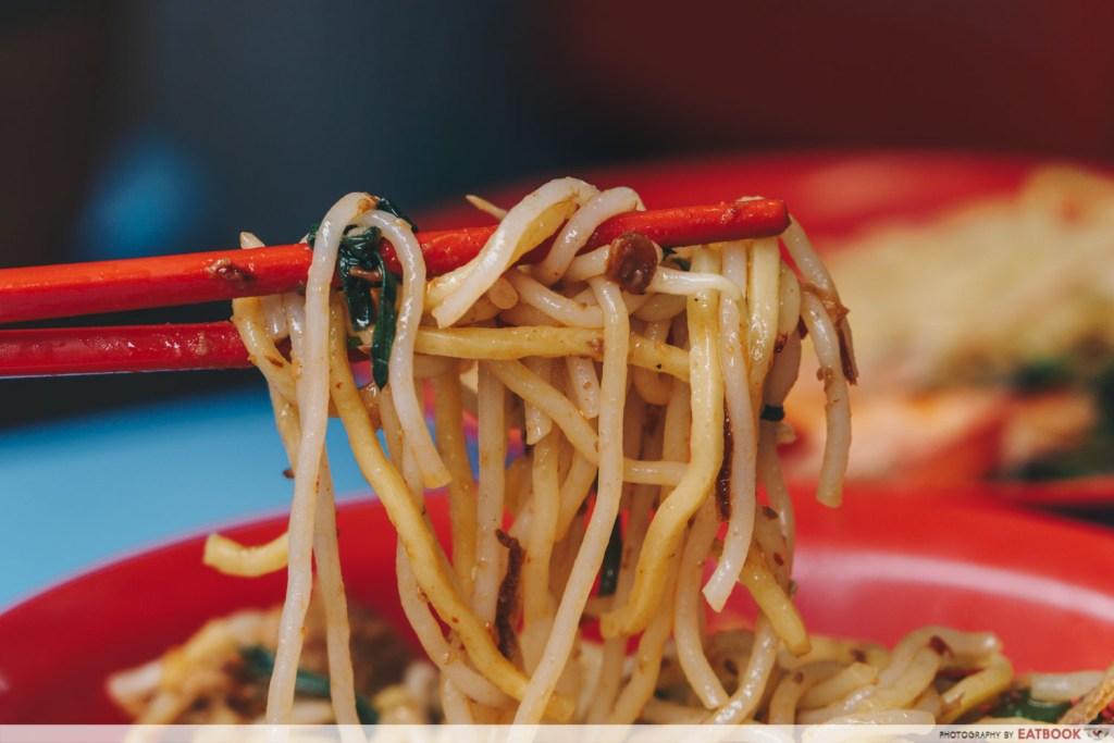 One Prawn Noodle dry noodle