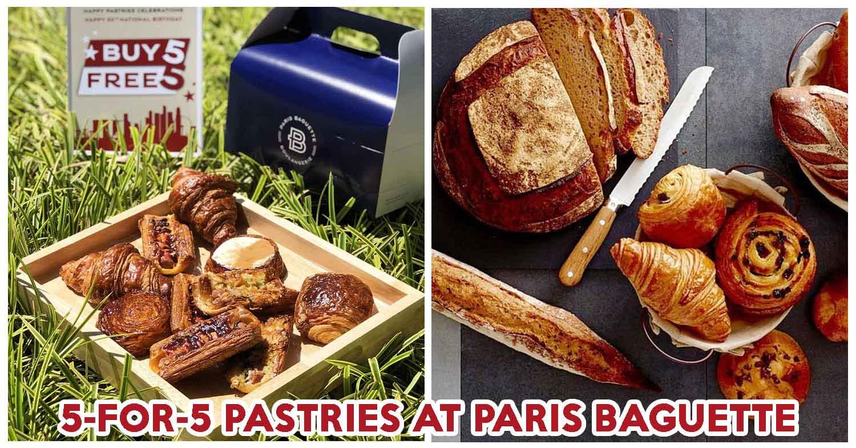 Paris Baguette 5-for-5 - feature image