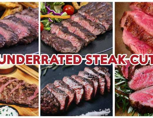 Underrated Steak Cuts Cover Image
