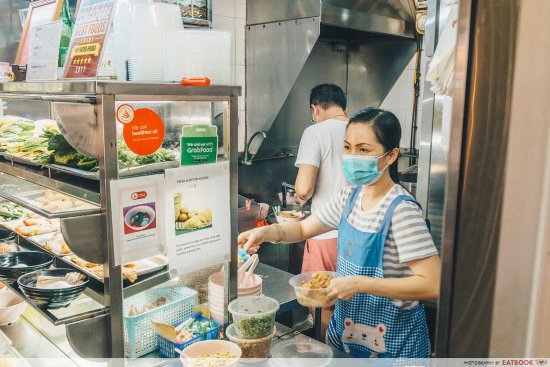Tasty Soup Yong Tau Fu Owner