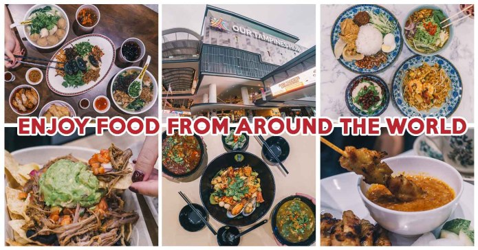 Our Tampines Hub Food Guide 12 Eateries With International Cuisine Like Kebabs Ramen And Mala