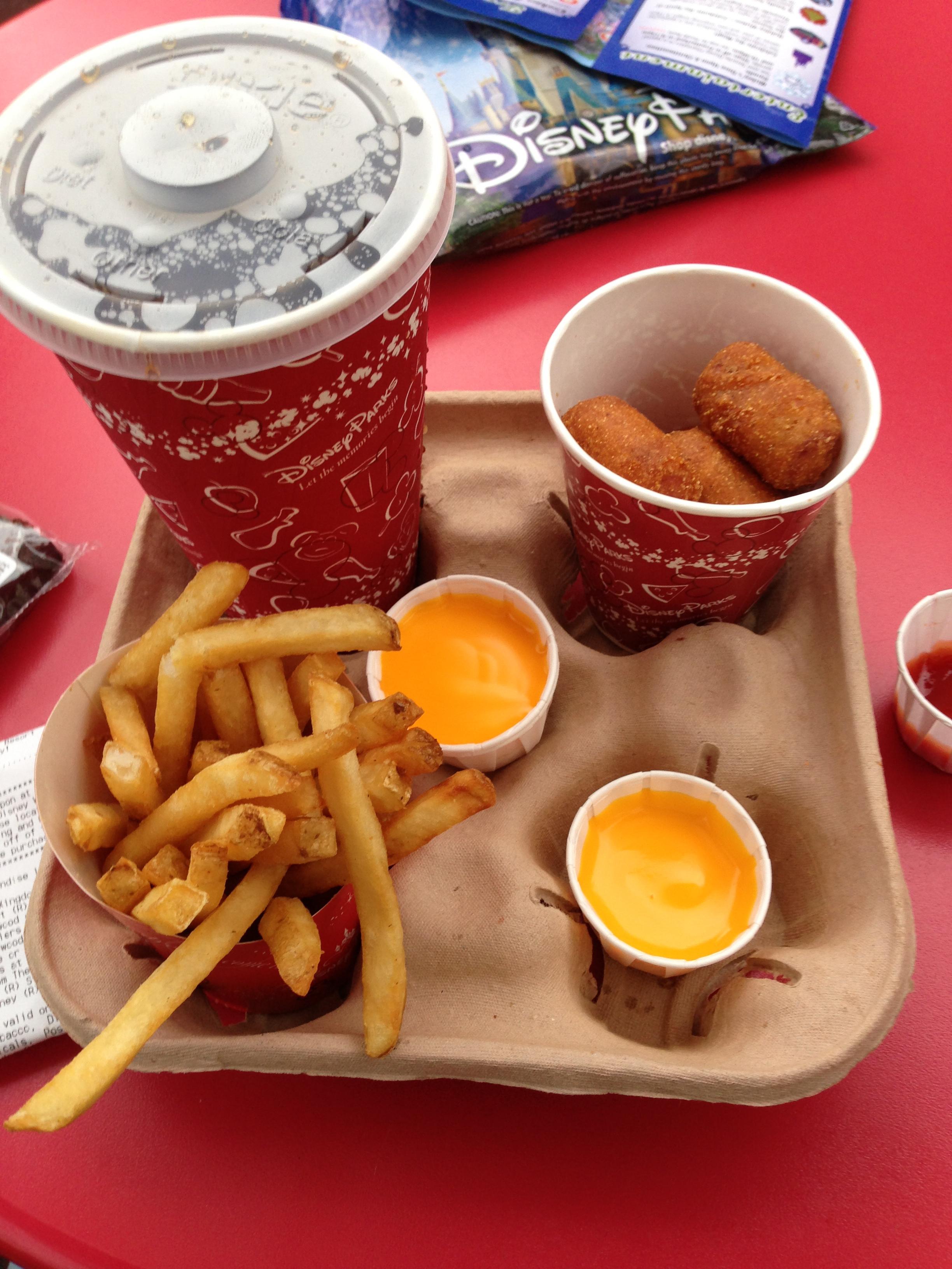 Favorite Quick Service Fast Food Disney World