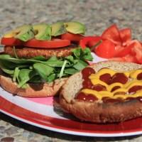 Easiest Veggie Burger Recipe!