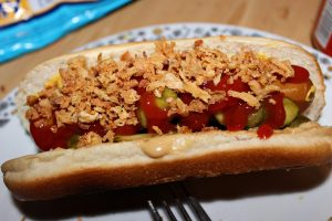 Hot Dog Vegan