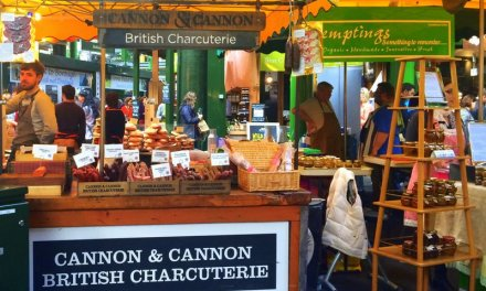 Exploring London's Borough Market