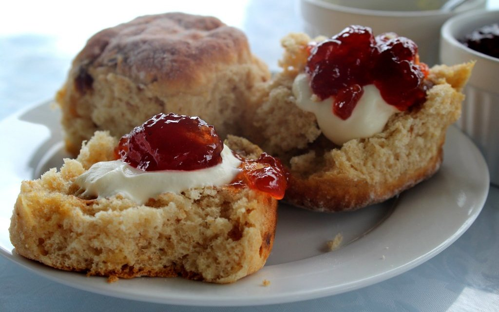 How to bake the perfect scone