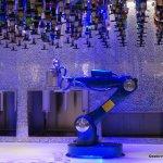 Royal Carribean's Bionic Bar is a world first