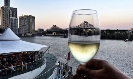 Win a romantic dinner for two at Pony Dining with a Brisbane River view