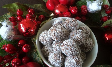Johnnie's favourite rum balls
