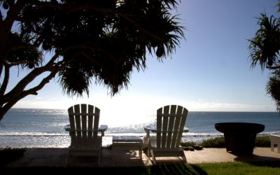 It's all about Zen Beach in Bargara