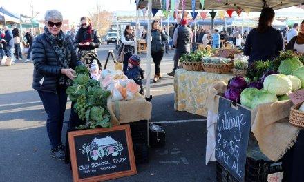 Meet the locals at Harvest Launceston Farmers Market