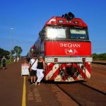 The Ghan Expedition is Outback Australia's great train journey