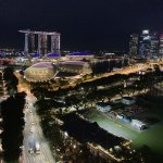 Harbour view stay in Singapore at Swissotel The Stamford