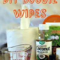 DIY Boogie Wipes
