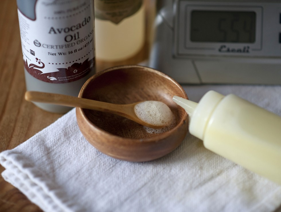 DIY recipe for face wash and body wash by Solstice handcrafted