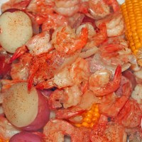 How to repurpose a shrimp boil feast + low country boil recipe
