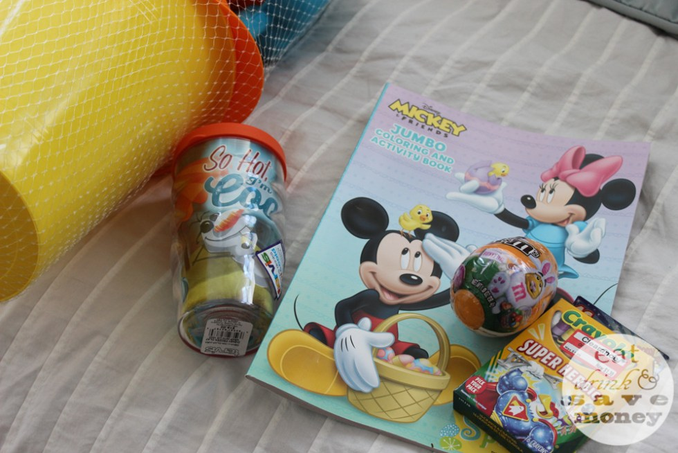 easter basket for toddlers