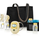 Breast pump recycling info + Medela Freestyle giveaway