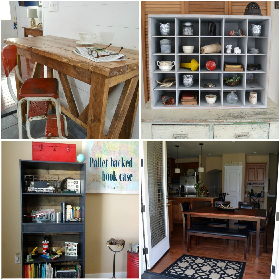 Build home decor to decorate your home on a budget