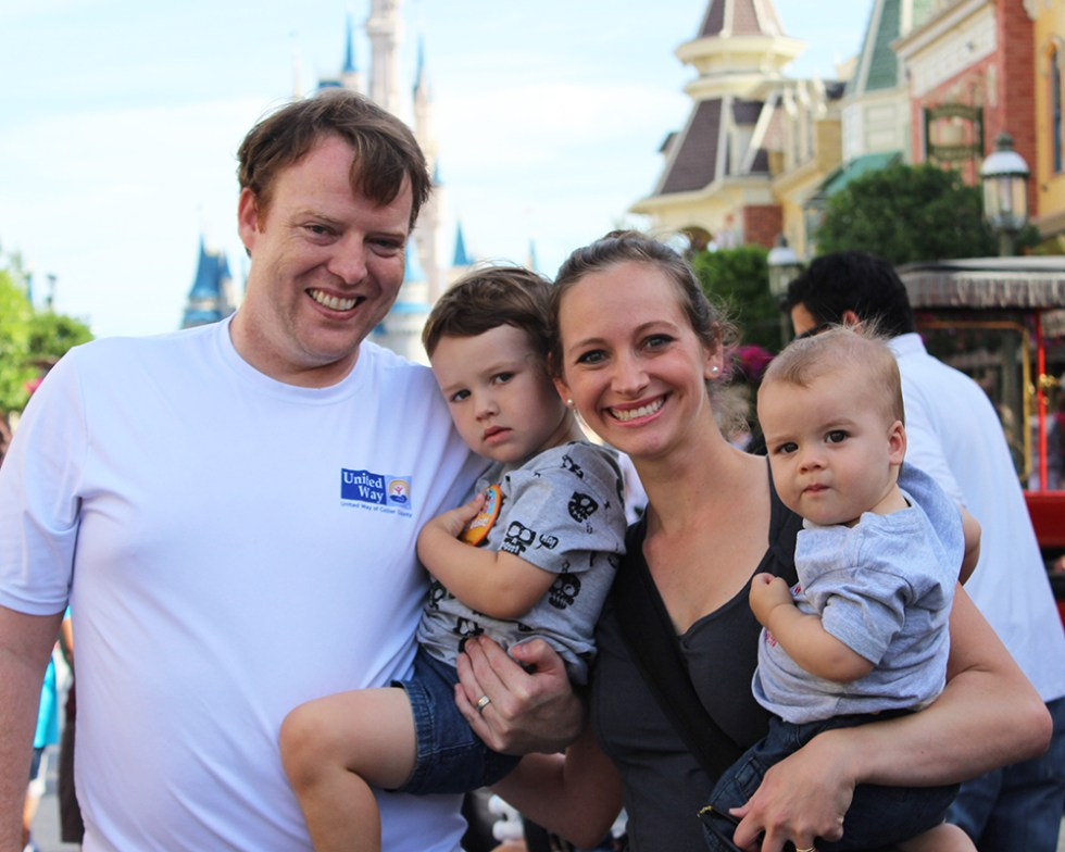 Family Disney Trip 2016