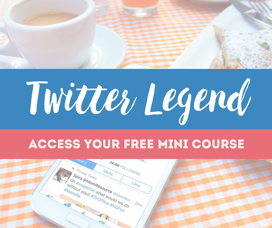 Free Twitter legend course