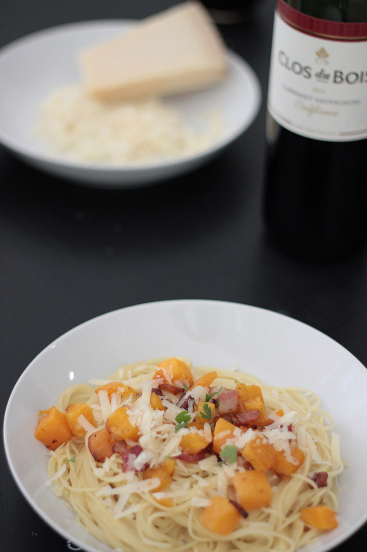 yummy-butternut-squash-over-angel-hair-pasta-with-sage-cream-sauce