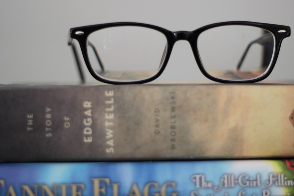New glasses from Glasses USA. Check out the deals on eyeglasses.