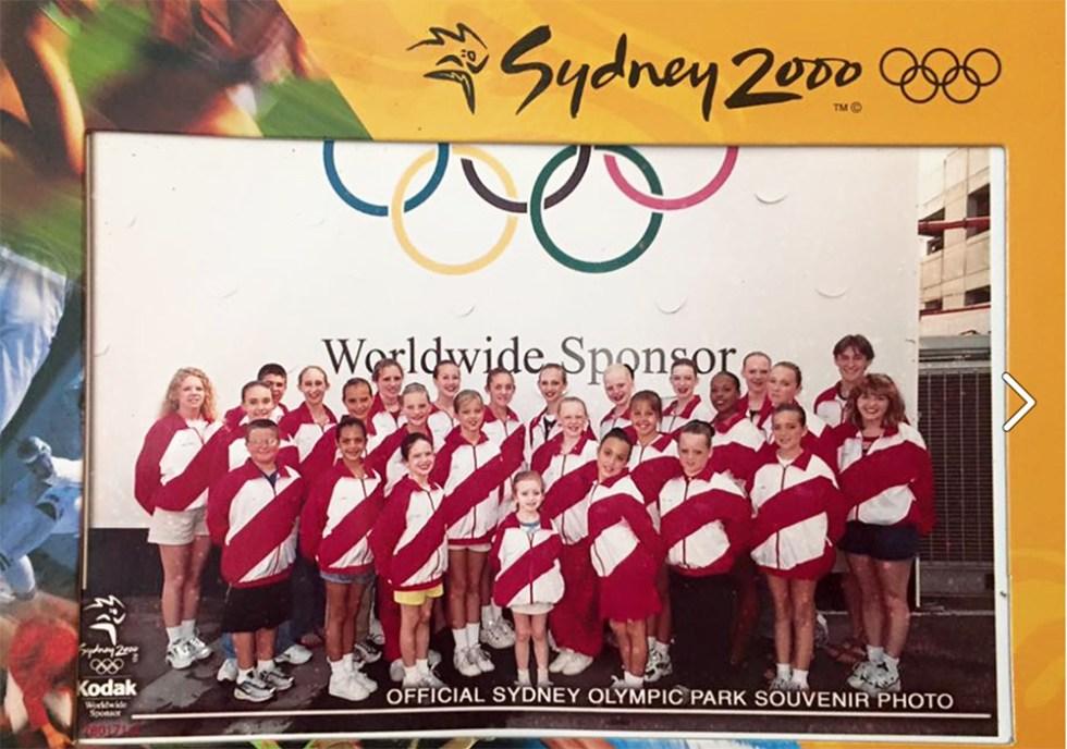 Australia Olympics 2000