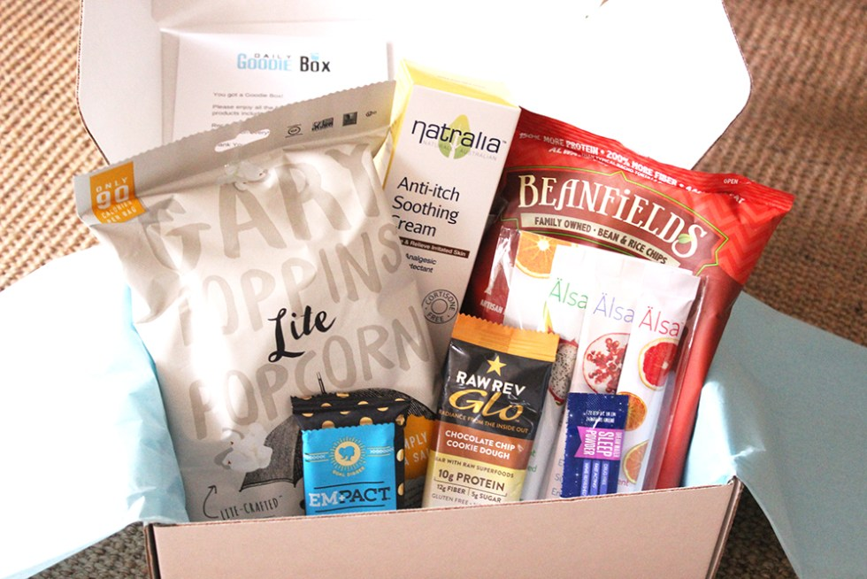 Week in review: Daily Goodie Box