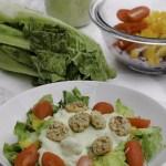Lightened-Up Avocado Ranch Dressing Recipe