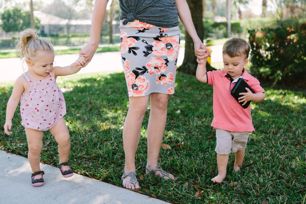 how to style of floral skirt: Cents of style floral skirt