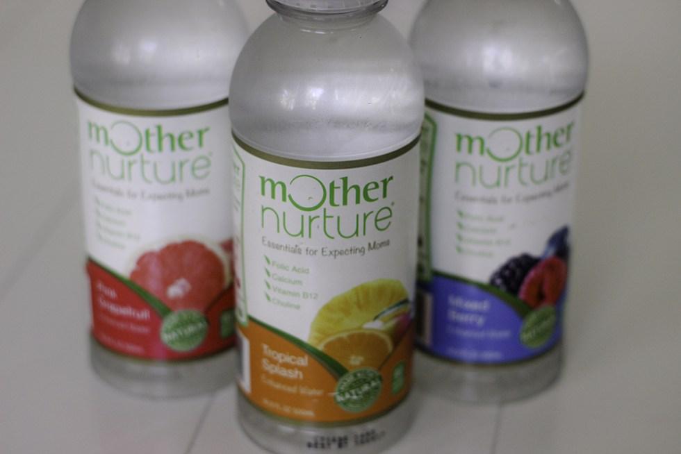 Mother Nurture flavored water