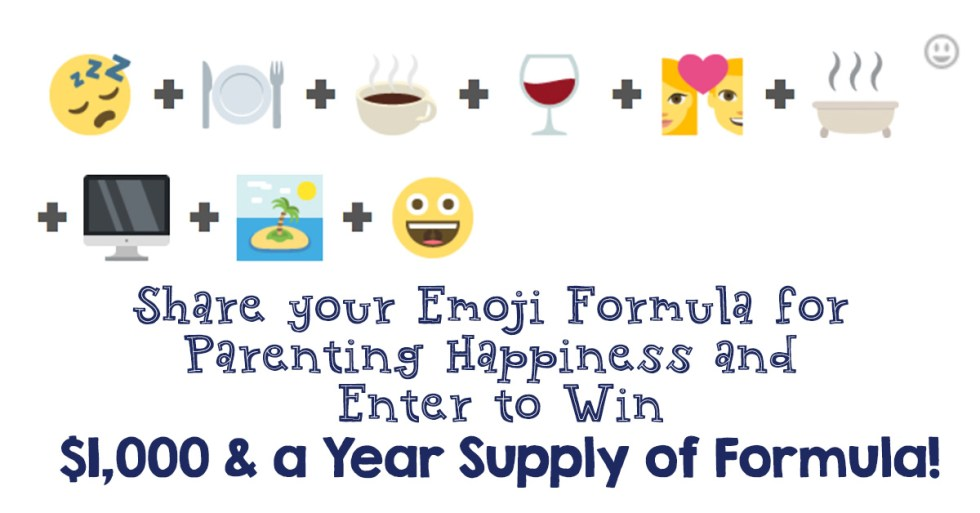 Enter to win the Formula for Happiness