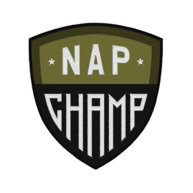 Nap Champ mom badge