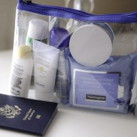 How to Pack Carry On Toiletries For A Beach Vacation