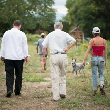 Exploring The Auguste Escoffier Farm to Table Program with Michel Escoffier