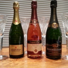 Sparking Wines for the Holidays Available in Boulder