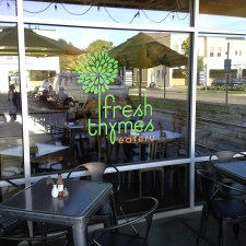 Fresh Thymes: Eating With Power!