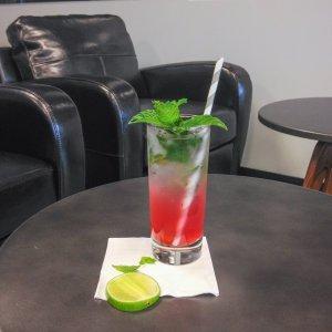 Geek Spirits - Forbidden Mojito Tea Cocktail