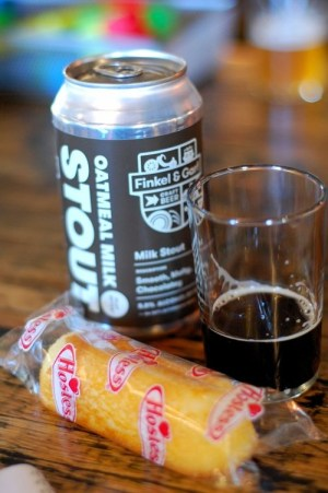 Twinkies and Stout {photo by Rachel Dugas}