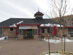 Boulder Train Depot, built in 1890, now the Boulder Roadhouse Depot