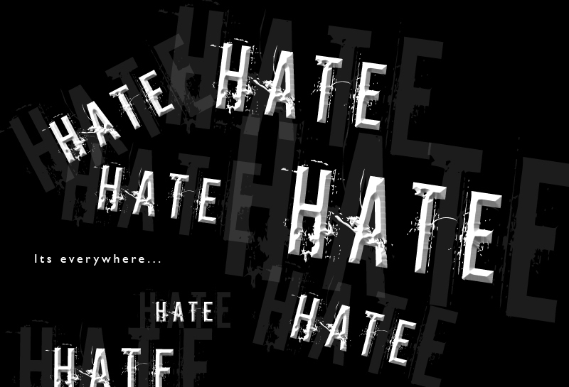 Heavy footprints of love and hate  (4/5)