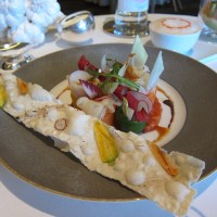 Alain Ducasse at the Dorchester (London): finesse
