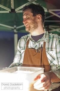 Best Chef Northeast semifinalist Benjamin Sukle of birch in Providence
