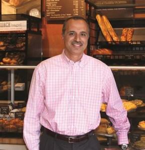 Cumberland restaurant veteran Bahjat Shariff elected to the National Restaurant Association's Board of Directors.