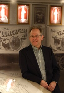 Johnson & Wales University Culinary Arts Museum Director Richard J.S. Gutman