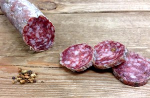 Daniele Juniper Berry Pinot Noir Salame