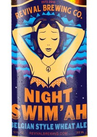 Revival Brewing Company Night Swim'ah