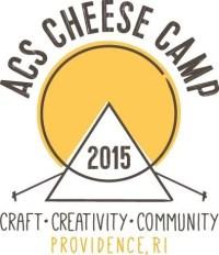 American Cheese Society Cheese Camp 2015